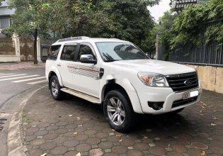 Cần bán xe Ford Everest 2012, màu trắng, giá 480tr giá 480 triệu tại Hà Nội