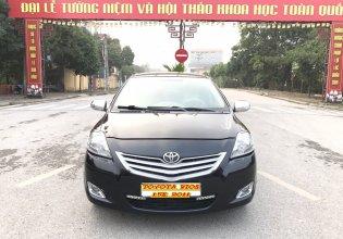 Bán Toyota Vios 1.5E đời 2011, màu đen, giá cạnh tranh giá 335 triệu tại Hà Nội