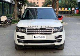 Bán LandRover Range Rover sản xuất năm 2014, màu trắng, xe nhập giá 3 tỷ 980 tr tại Hà Nội