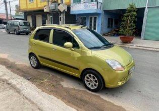 Bán Chevrolet Spark năm 2009, màu xanh lục, giá chỉ 128 triệu giá 128 triệu tại Đắk Nông