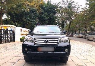 Bán Lexus GX460 sản xuất 2009, màu đen, nhập khẩu, giá cạnh tranh giá 1 tỷ 720 tr tại Hà Nội