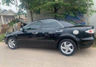 Cần bán Mazda 6 năm sản xuất 2003, màu đen giá 155 triệu tại Quảng Trị