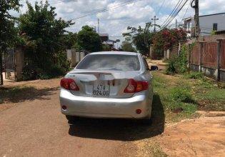 Cần bán gấp Toyota Corolla đời 2009, màu bạc, 395tr giá 395 triệu tại Đắk Lắk