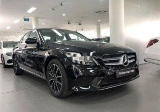 Cần bán xe Mercedes C200 sản xuất năm 2018, màu đen giá 1 tỷ 420 tr tại Tp.HCM