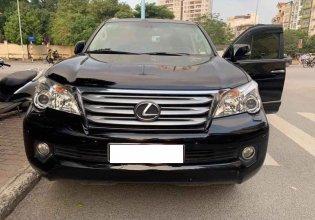 Cần bán gấp Lexus GX 460 Premium sản xuất năm 2010, màu đen giá 1 tỷ 900 tr tại Hà Nội