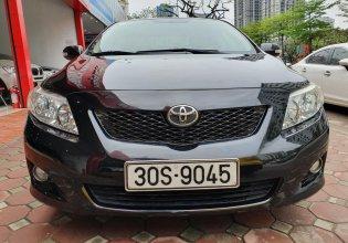 Bán Toyota Corolla Altis 2009, màu đen như mới, giá thấp, chính chủ sử dụng giá 420 triệu tại Hà Nội