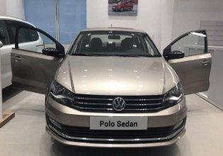 Bán Volkswagen Polo sản xuất năm 2018, màu vàng, xe nhập  giá 615 triệu tại Quảng Ninh