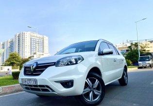 Cần bán xe Renault Koleos năm sản xuất 2015, màu trắng, xe nhập giá 665 triệu tại Tp.HCM