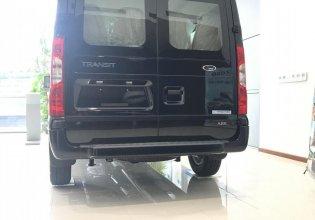 Bán xe giá thấp với chiếc Ford Transit năm 2019, màu đen, có sẵn xe, giao nhanh giá 695 triệu tại Hà Nội