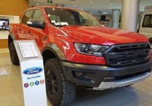 Vua bán tải: Ford Ranger Raptor sản xuất 2020, màu đỏ, bán giá tốt giá 1 tỷ 198 tr tại Bình Dương
