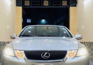 Bán ô tô Lexus GS sản xuất năm 2008, màu bạc, xe nhập giá 700 triệu tại Tp.HCM