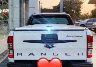 Bán Ford Ranger 2017, màu trắng, nhập khẩu nguyên chiếc, 769 triệu giá 769 triệu tại Tp.HCM