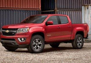 Xả kho Chevrolet Colorado High Country đời 2019, màu đỏ, nhập khẩu giá 789 triệu tại Hà Nội