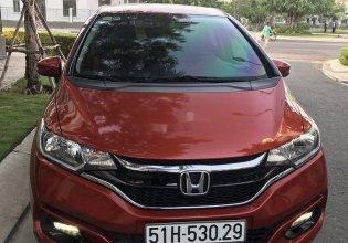 Bán Honda Jazz sản xuất năm 2019, màu đỏ, nhập khẩu  giá 515 triệu tại Tp.HCM