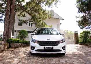 Bán xe Kia Sedona Platinum D đời 2020, màu trắng giá 1 tỷ 209 tr tại Vĩnh Phúc