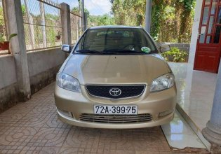 Cần bán xe Toyota Vios sản xuất năm 2004, 165tr giá 165 triệu tại BR-Vũng Tàu