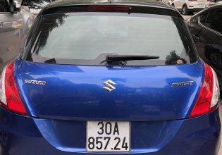 Cần bán lại xe Suzuki Swift sản xuất 2015, màu xanh như mới giá 413 triệu tại Hà Nội