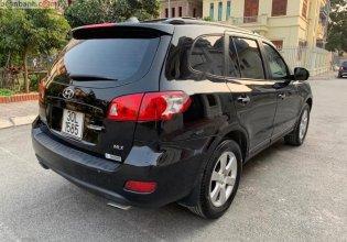Cần bán Hyundai Santa Fe MLX 2.2AT sản xuất 2008, màu đen, xe nhập giá 468 triệu tại Hà Nội