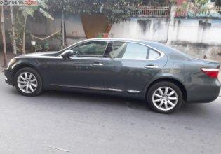 Cần bán xe Lexus LS đời 2007, màu xanh lam, xe nhập giá 1 tỷ 50 tr tại Tp.HCM