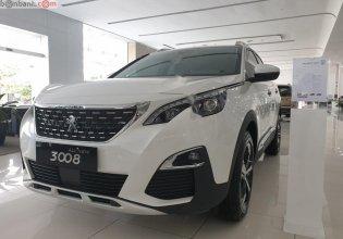 Cần bán xe Peugeot 3008 năm 2020, màu trắng giá 1 tỷ 149 tr tại Quảng Ninh