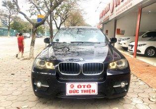 Cần bán lại xe BMW X6 đời 2009, màu đen, nhập khẩu nguyên chiếc giá 750 triệu tại Hà Nội
