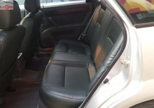 Cần bán lại xe Chevrolet Lacetti 1.6 sản xuất 2012, màu bạc giá 215 triệu tại Bình Dương