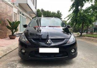 Cần bán xe Mitsubishi Grandis AT đời 2008, màu đen còn mới giá 345 triệu tại Tp.HCM