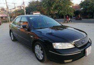 Bán Ford Mondeo sản xuất 2003, màu đen giá 155 triệu tại Tp.HCM