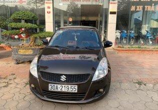 Cần bán Suzuki Swift 1.4 AT đời 2014, màu nâu, chính chủ giá 388 triệu tại Hà Nội