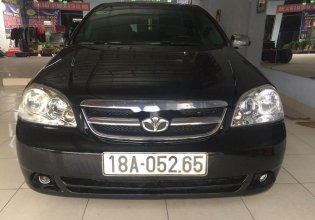Bán Daewoo Lacetti đời 2009, màu đen xe gia đình giá 165 triệu tại Ninh Bình