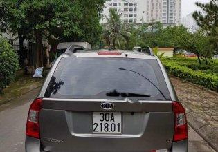 Bán ô tô Kia Carens 2.0 AT năm sản xuất 2009, màu xám chính chủ giá 303 triệu tại Hà Nội