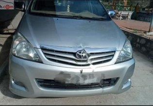 Bán Toyota Innova sản xuất năm 2009, màu bạc, 335 triệu giá 335 triệu tại An Giang
