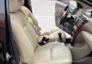Bán xe Toyota Vios 1.5E 2011, màu đen, chính chủ giá 246 triệu tại Hải Dương