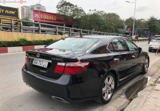 Bán Lexus LS 460L đời 2009, màu đen, nhập khẩu nguyên chiếc giá 1 tỷ 150 tr tại Hà Nội
