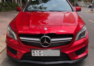 Bán ô tô Mercedes CLA45-AMG đời 2015, màu đỏ, xe nhập chính chủ giá 1 tỷ 60 tr tại Tp.HCM