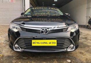 Bán Toyota Camry 2.0E đời 2015, màu đen số tự động, giá 760tr giá 760 triệu tại Hà Nội