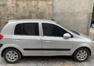 Bán Hyundai Click 1.4 AT đời 2008, màu bạc, nhập khẩu   giá 215 triệu tại Hà Nội