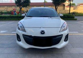 Bán Mazda 3 S 1.6 AT sản xuất năm 2013, màu trắng, số tự động giá 435 triệu tại Hà Nội