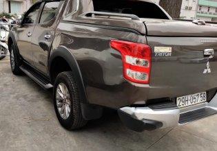 Xe Mitsubishi Triton sản xuất 2017, màu nâu, nhập khẩu giá cạnh tranh giá 540 triệu tại Hà Nội