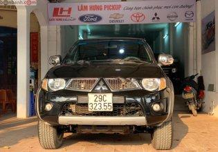 Cần bán gấp Mitsubishi Triton GLS 2.5AT 4x4 năm 2013, màu đen, nhập khẩu Thái Lan giá cạnh tranh giá 435 triệu tại Hà Nội