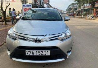 Bán Toyota Vios 1.5E CVT năm sản xuất 2016, màu bạc số tự động  giá 465 triệu tại Bình Định