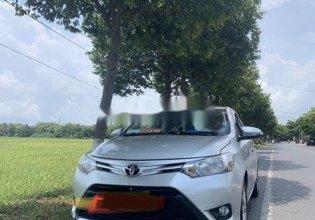 Cần bán lại xe Toyota Vios 2016, màu bạc giá 360 triệu tại Đà Nẵng