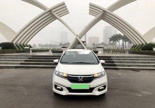 Cần bán lại xe Honda Jazz V đời 2018, màu trắng, nhập khẩu Thái giá 485 triệu tại Hà Nội