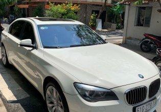 Bán BMW 7 Series sản xuất năm 2009, màu trắng, xe nhập số tự động giá 850 triệu tại Tp.HCM