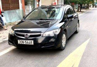 Bán Honda Civic đời 2008, màu đen giá 262 triệu tại Hà Nội