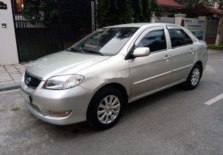 Cần bán xe Toyota Vios sản xuất năm 2007, màu bạc, nhập khẩu giá 145 triệu tại Hà Nội
