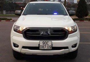 Cần bán gấp Ford Ranger XLS 4x2AT sản xuất năm 2018, màu trắng, nhập khẩu như mới giá cạnh tranh giá 605 triệu tại Nam Định