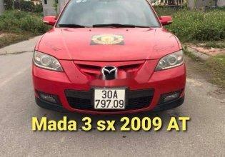 Bán xe Mazda 3 đời 2009, màu đỏ, nhập khẩu  giá 305 triệu tại Bắc Ninh