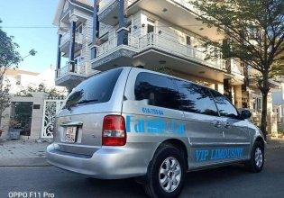 Cần bán Kia Carnival đời 2007, màu bạc, xe nhập, 219 triệu giá 219 triệu tại Tp.HCM