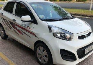 Bán ô tô Kia Morning năm sản xuất 2013, màu trắng xe gia đình, 205tr giá 205 triệu tại An Giang